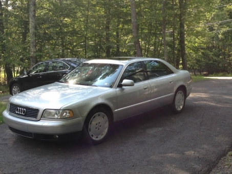 2002 Audi A8 L