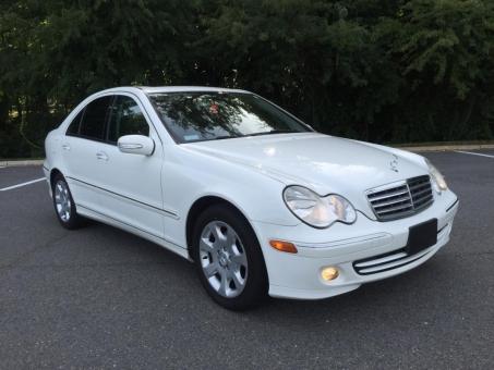 2006 Mercedes-Benz C280