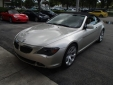 2005 BMW 6 SERIES 645CI image-6