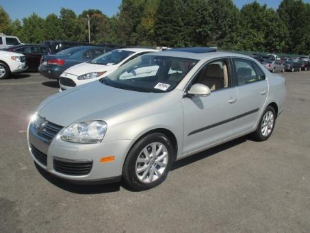 2010 Volkswagen JETTA 5C SE