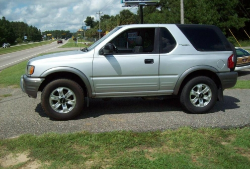 2001 Isuzu RODEO SPORT S 2.2L HARD TOP