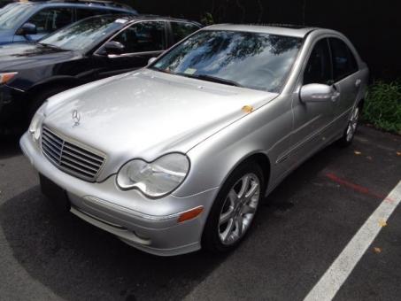 2004 Mercedes-Benz C230