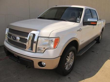2011 Ford F150 4X4 CR