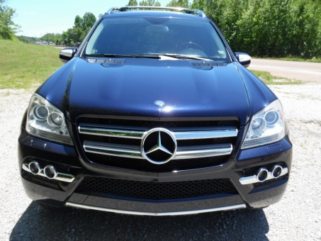 2010 Mercedes-Benz GL450