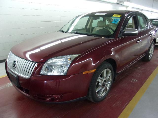 Government Car Auctions >> 2008 Mercury SABLE PREMIER