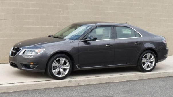2011 Saab 9-5