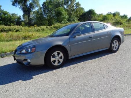 2007 Pontiac GRAND PRIX