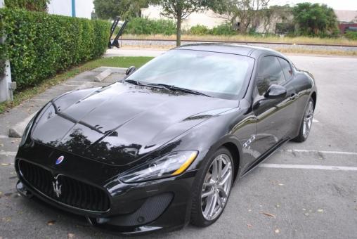 2013 Maserati GRANTURISMO S