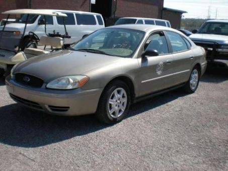 2006 Ford Taurus X