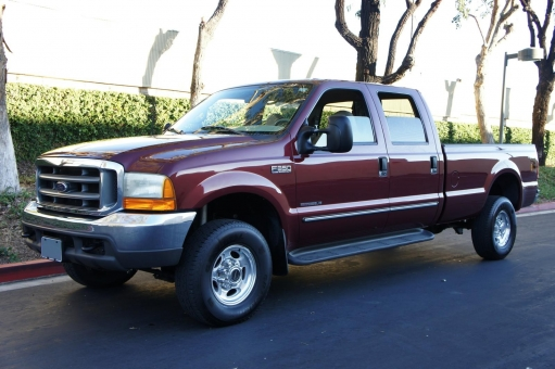 2000 Ford F-350 - $2000