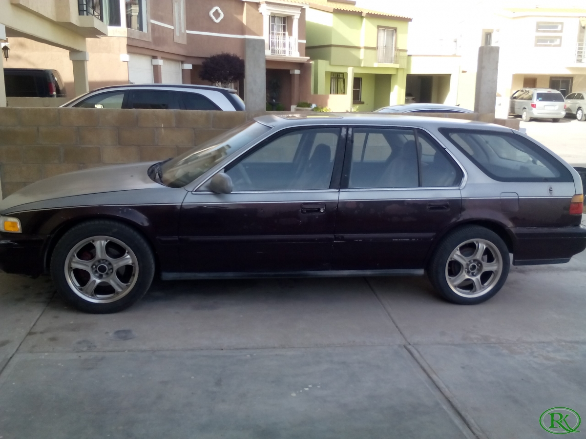 Accord Wagon Classic Sport Unique 17 wheels usb stereo excellent ...