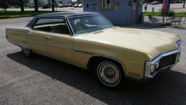 1970 Buick Electra 225 Limited