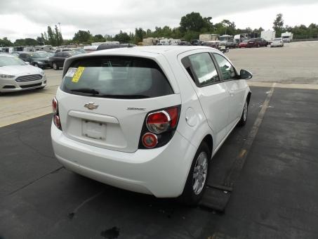 2012 Chevrolet SONIC 2LS