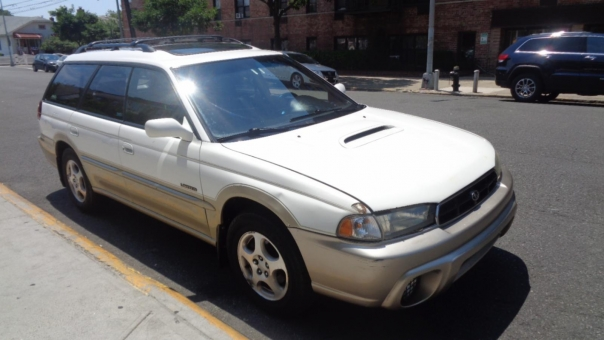 1998 Subaru LEGACY WAGON LTD