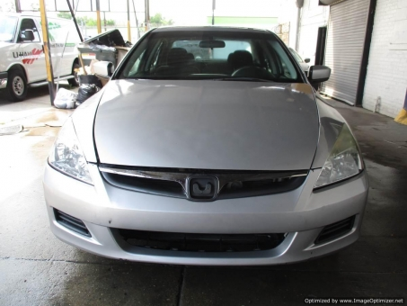 2007 Honda ACCORD SDN LX*