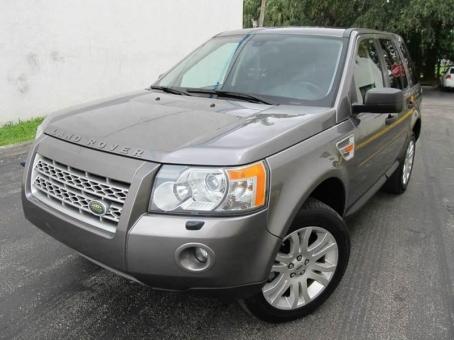 2008 Land Rover