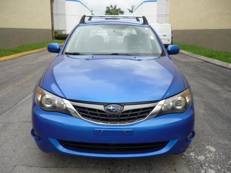 2008 Subaru IMP I I