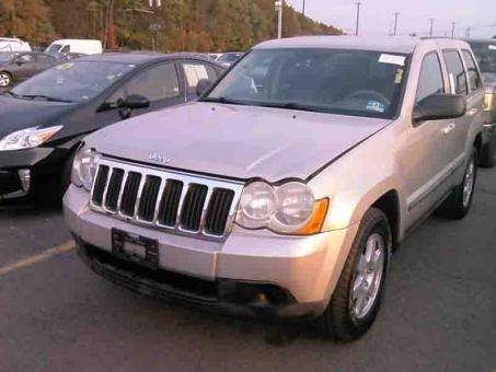 2008 Jeep CHEROKEE 4X4