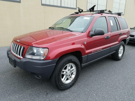 2004 Jeep CHEROKEE