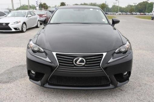 2015 Lexus IS