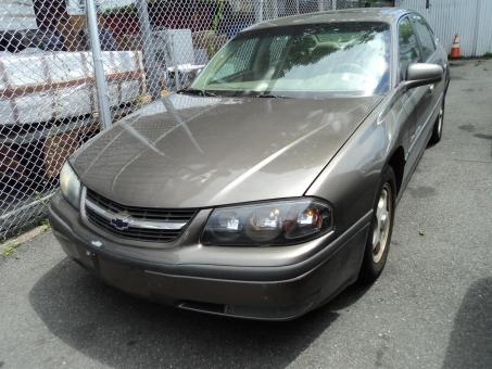 2002 Chevrolet IMPALA SS