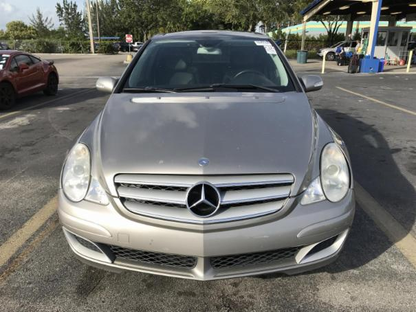 2007 Mercedes-Benz R-CLASS