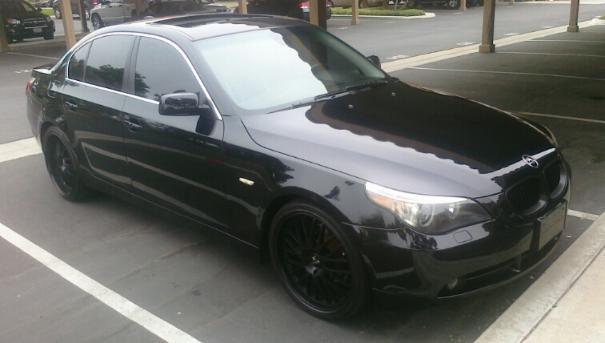 $59/2wks MURDERED BMW 525i