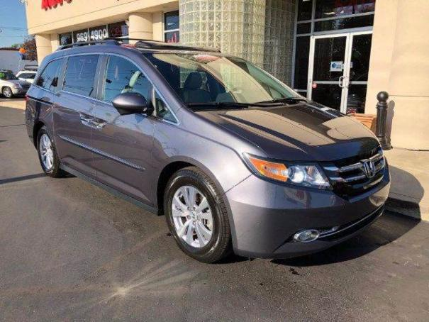 2016 Honda Odyssey EXL 12k Miles