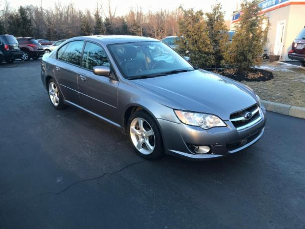 2008 Subaru LEGACY