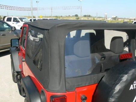 2011 Jeep Wrangler SPORT 4X4