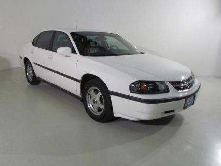 2003 Chevrolet Impala Sedan 4dr Sdn