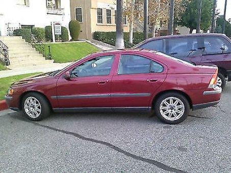 VOLVO S60 2003 T2 Turbo