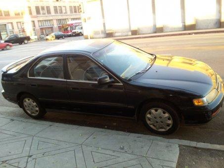 1997 Honda Accord DX