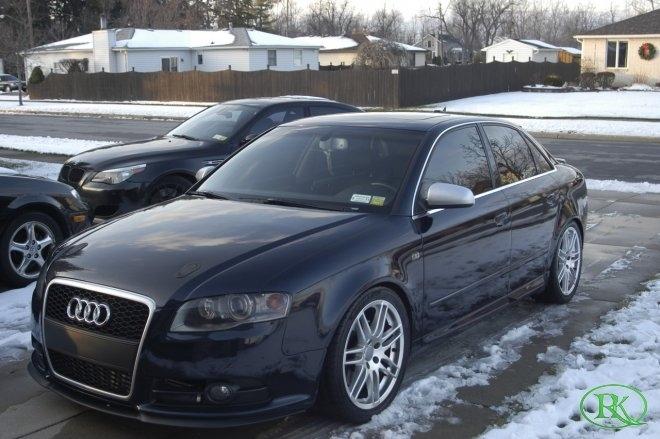 Audi A Quattro WHP RS Wheels - 2006 audi a4