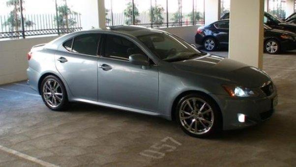 2007 Lexus IS 250 Premium