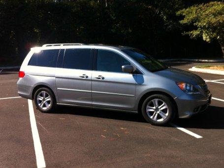 2008 Honda Odyssey Touring Edition
