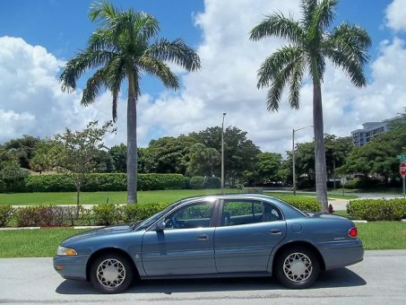 2002 Buick LeSabre 4dr Sdn Limi