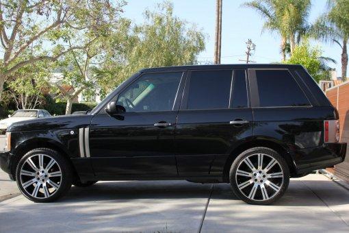2003 Land Rover