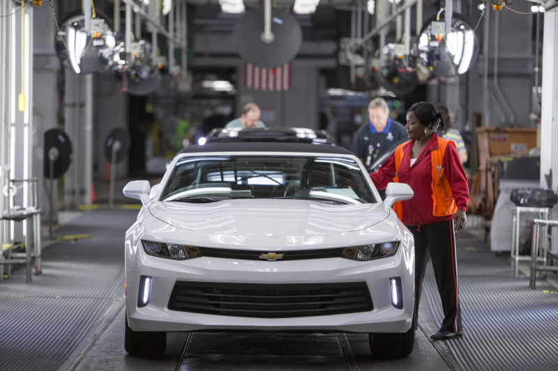 GM will match supply with demand, and we know how