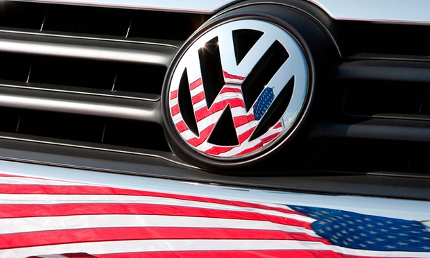 Sales by Volkswagen brands fall due to the emissions scandal