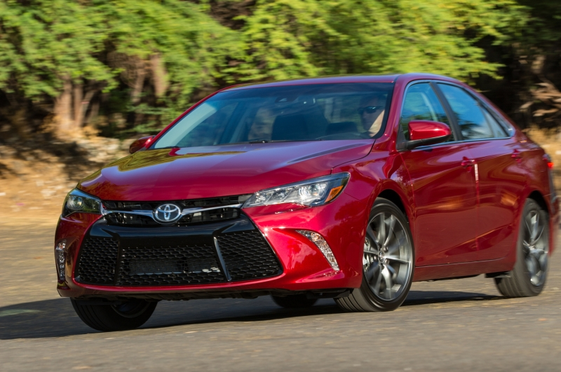 "Toyota Camry the car No.1 in the ""American-Made"" rating"