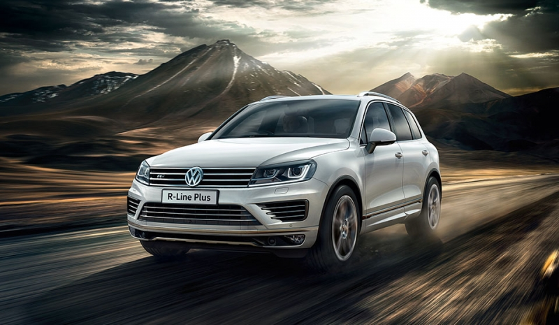 VW Touareg killed from US lineup?