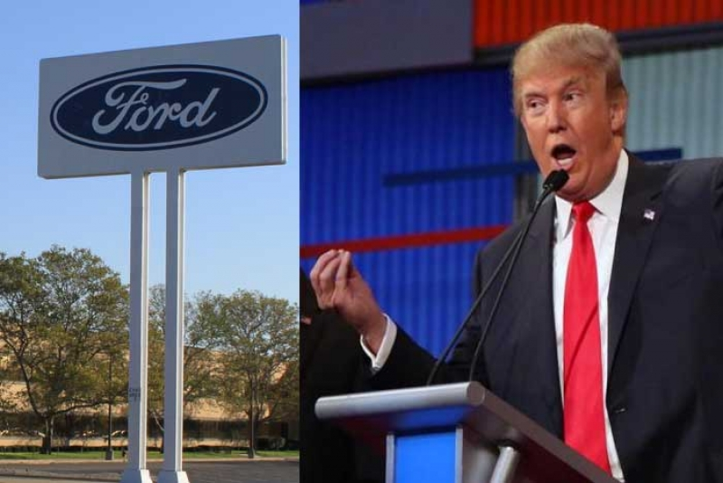 Ford's investment strategy withstands Trump's attacks