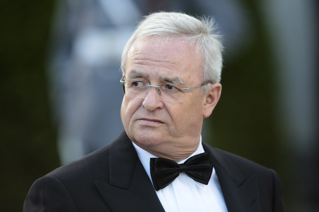 Martin Winterkorn, VW CEO Resigns