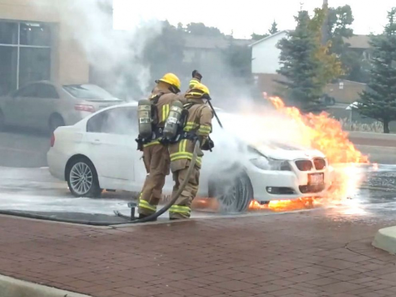 Fire Risk: BMW Recalls 185,000 Cars TODAY
