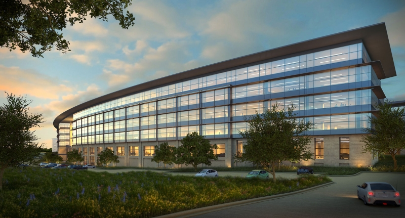 Toyota officially opens its new headquarters in North America