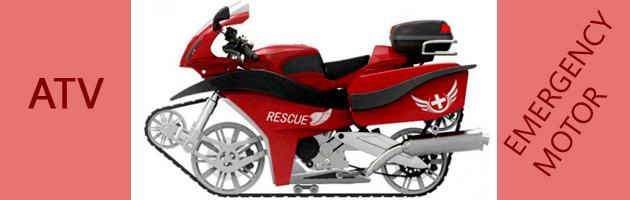 ATVS FOR FIRE AND RESCUE