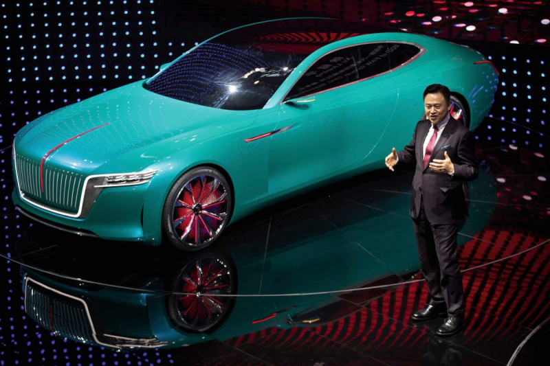 China Is Opening Its Car Market, But Not Enough