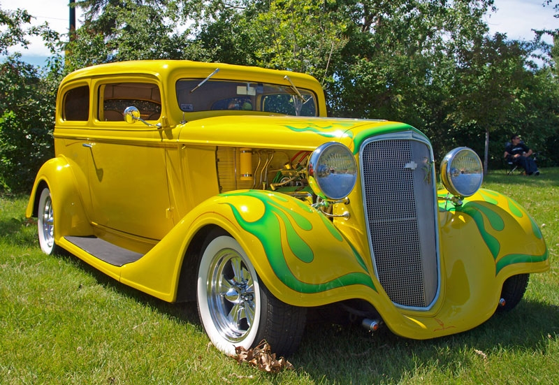 Classic American cars - old-fashioned or timeless?