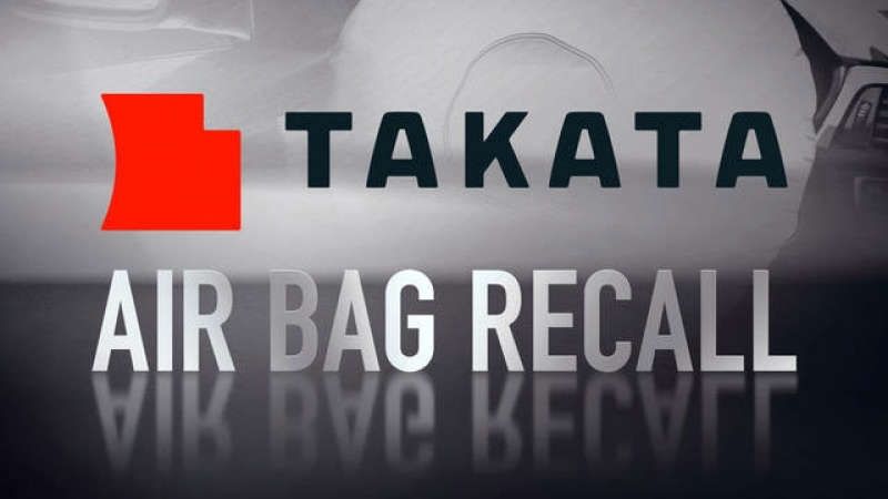 Takata to settle deadly airbag scandal for $1 billion